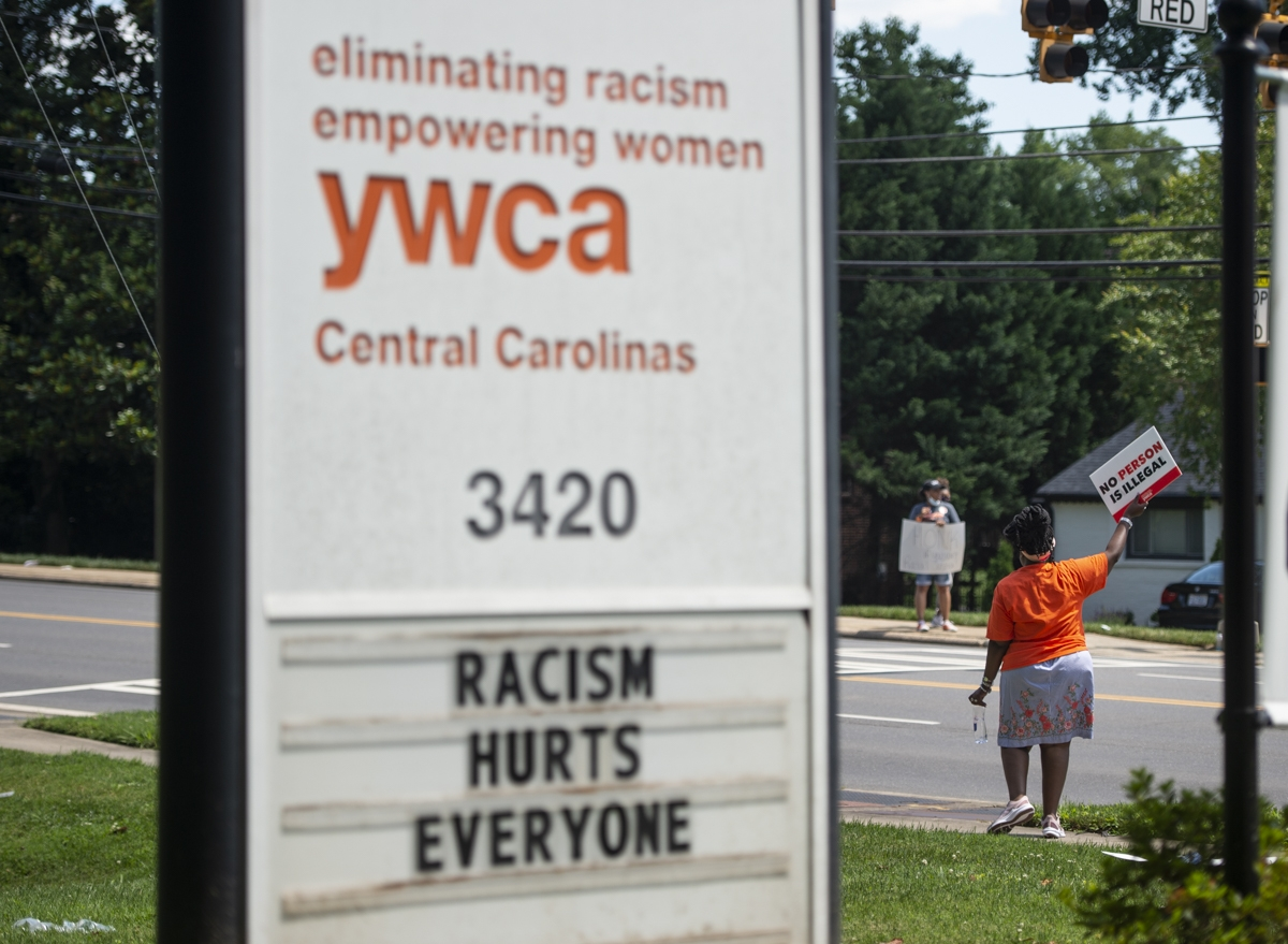 Standing Against Racism: Working for justice, any day of the year