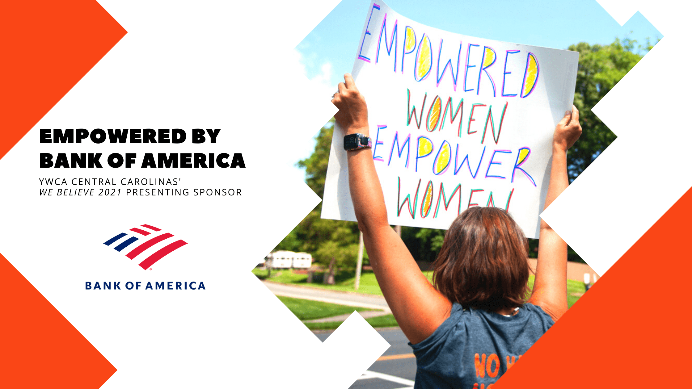 You are currently viewing Bank of America Supports YWCA