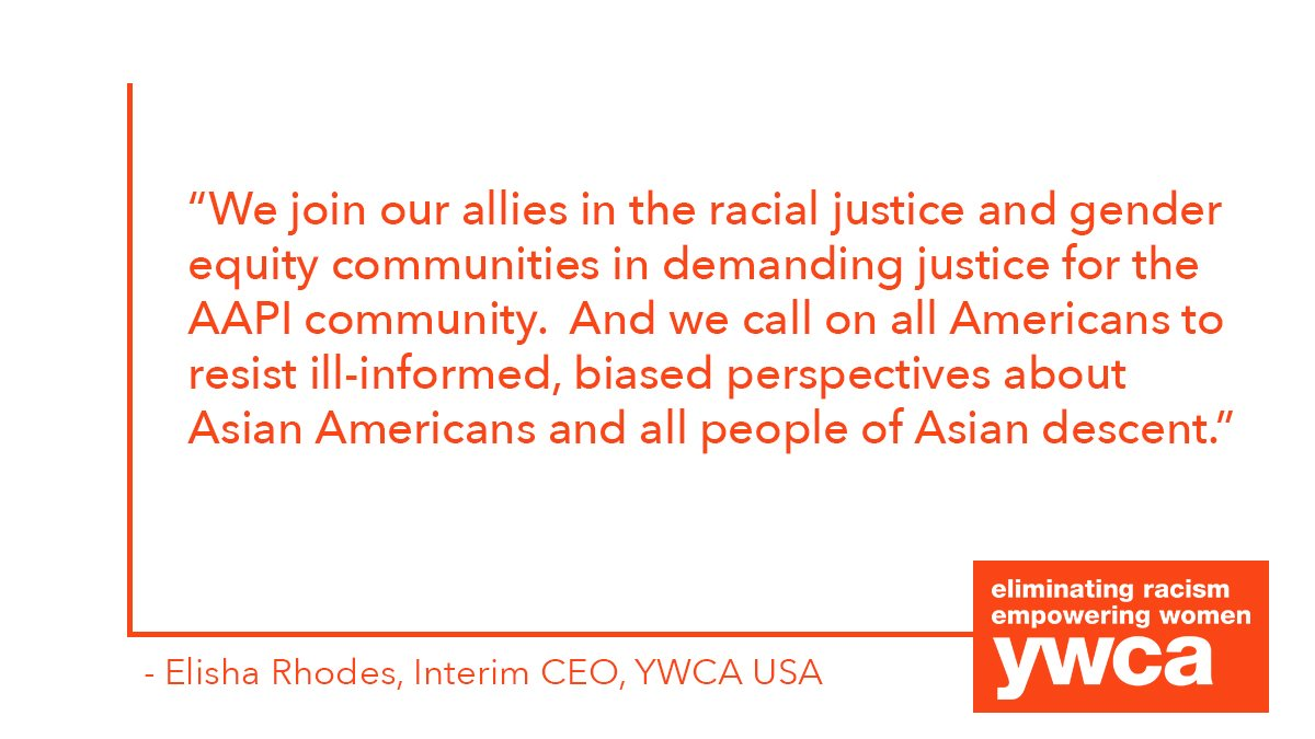 Read more about the article YWCA USA's Statement on Georgia Shooting