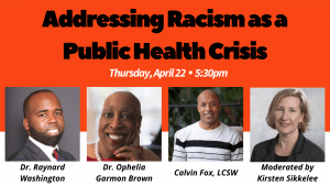 Read more about the article Meet the Stand Against Racism 2021 Panelists