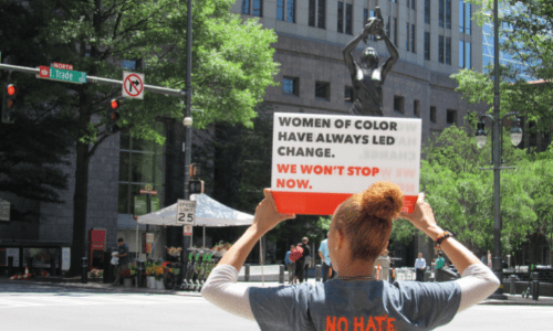 racial justice, anti-racism, stand against racism