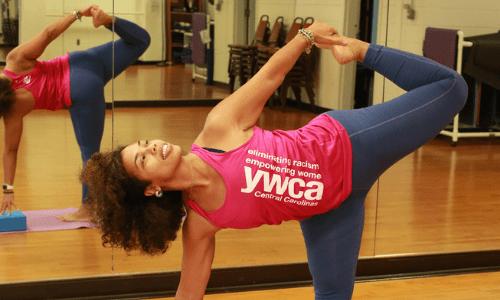 yoga, vinyasa, instructor, co-ed gym
