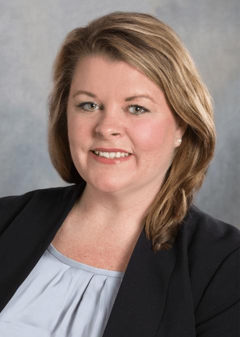 Amy Murphy Curlis, YWCA Board Member