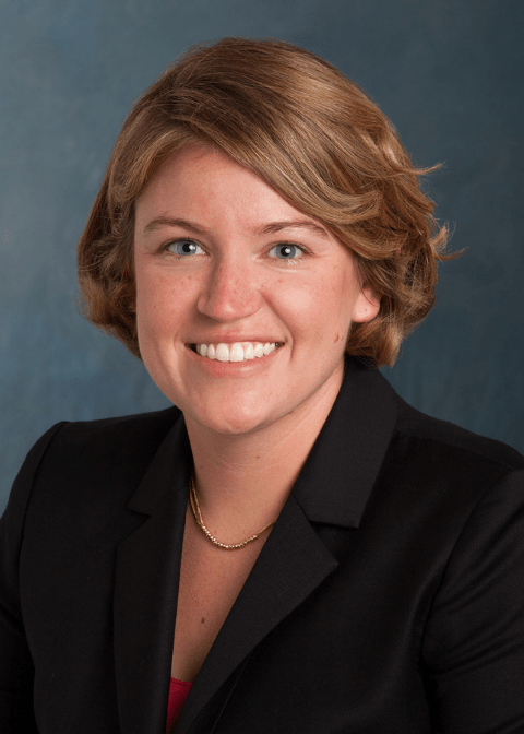 Brittany Conner, YWCA Board Member, YWCA Board President-Elect