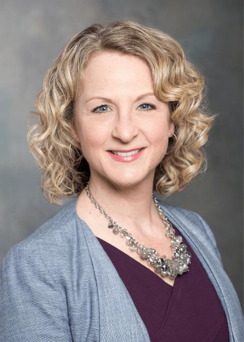 Kristy Teskey, YWCA Board Member