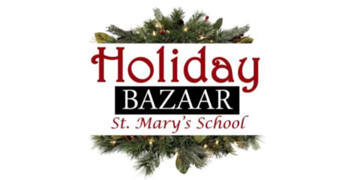 Holiday Bazaar banner