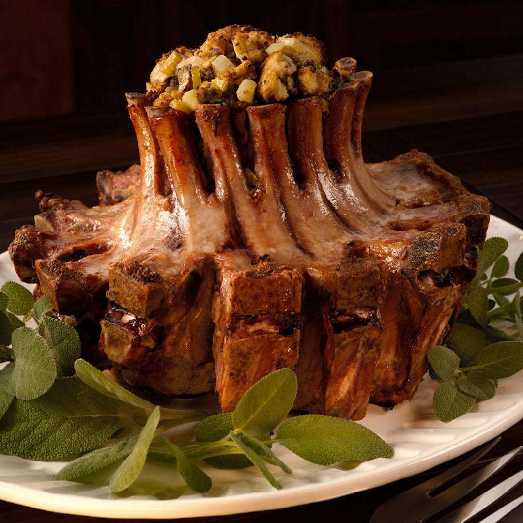 Pork Crown Roast