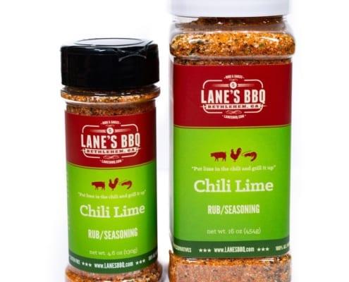 Lane's BBQ Chili Lime Rub