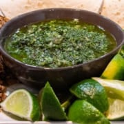 Braised Carnitas with Chimichurri Sauce560