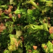 Big Green Egg Roasted Broccoli Salad
