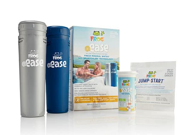 FROG @ease In-Line SmartChlor Cartridge and Mineral Kit