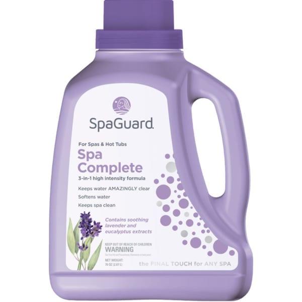 SpaGuard Spa Complete