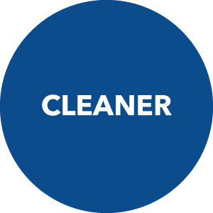 Cleaner Products