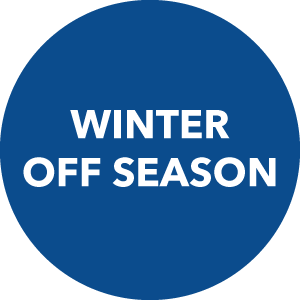 Winter Off Season
