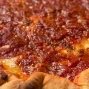 Deep Dish Chicago Style Pizza