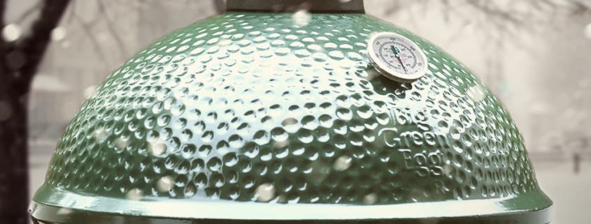 Will My Big Green Egg Crack in the Cold