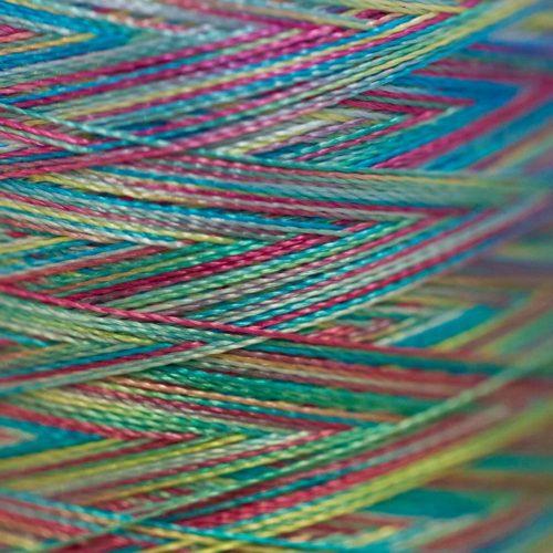Multicolor thread