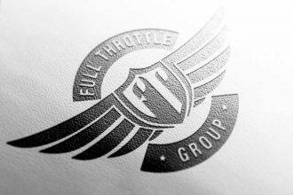 Full Throttle Logo Design