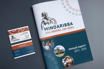 Mindaribba Brochure Design