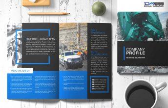 Drill Adams Brochure