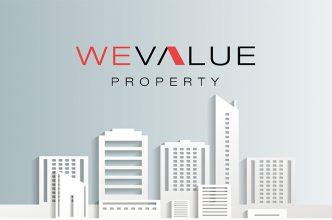 We Value Property Logo Design