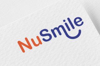 NuSmile Kis Marketing Logo Design