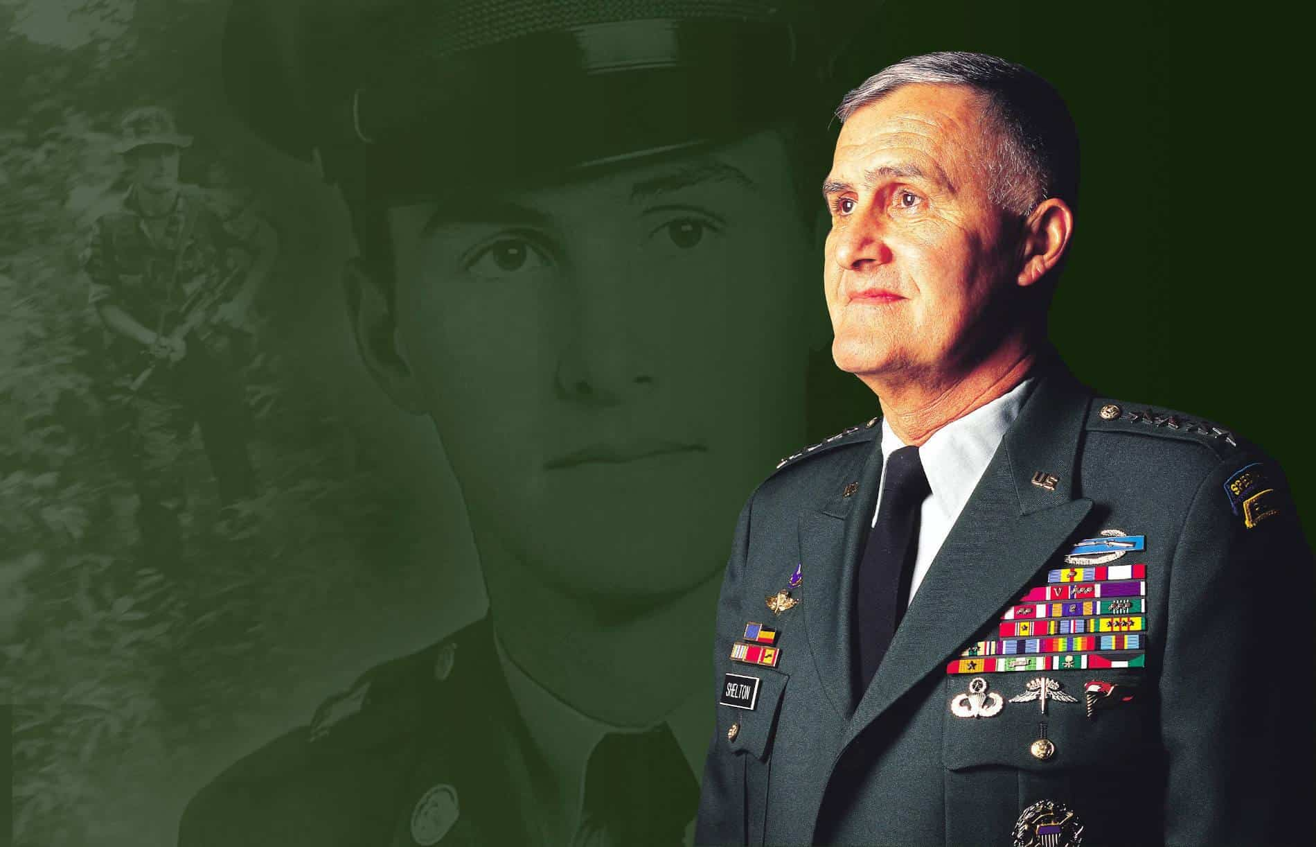 General-Hugh-Shelton-14th-Chairman-Of-Joint-Chiefs-of-Staff