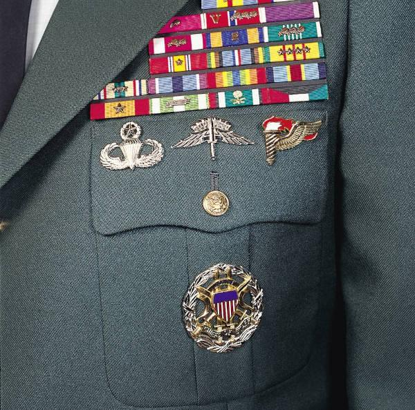 General-Hugh-Shelton-Military-Awards-And-Decorations