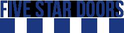 Five Star Doors | Garage Door Installation & Repair Logo