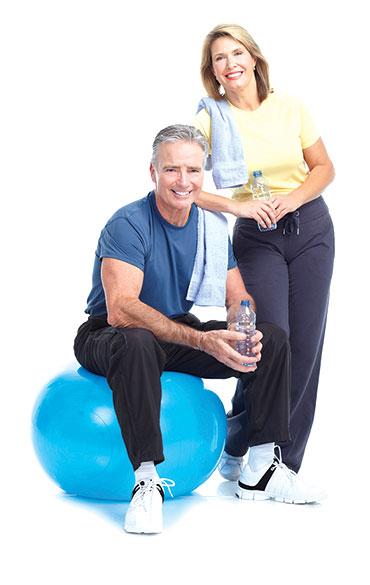 academia de exercícios físicos e reabilitação cardíaca