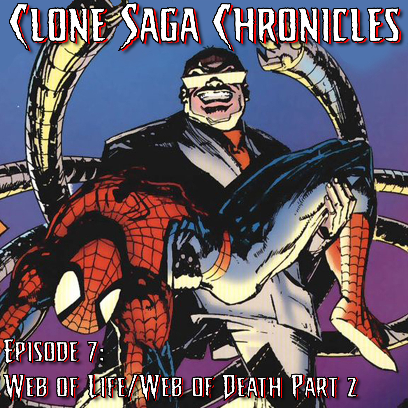 CSC Episode 7: Web of Life/Death Month 2 and Unlimited.