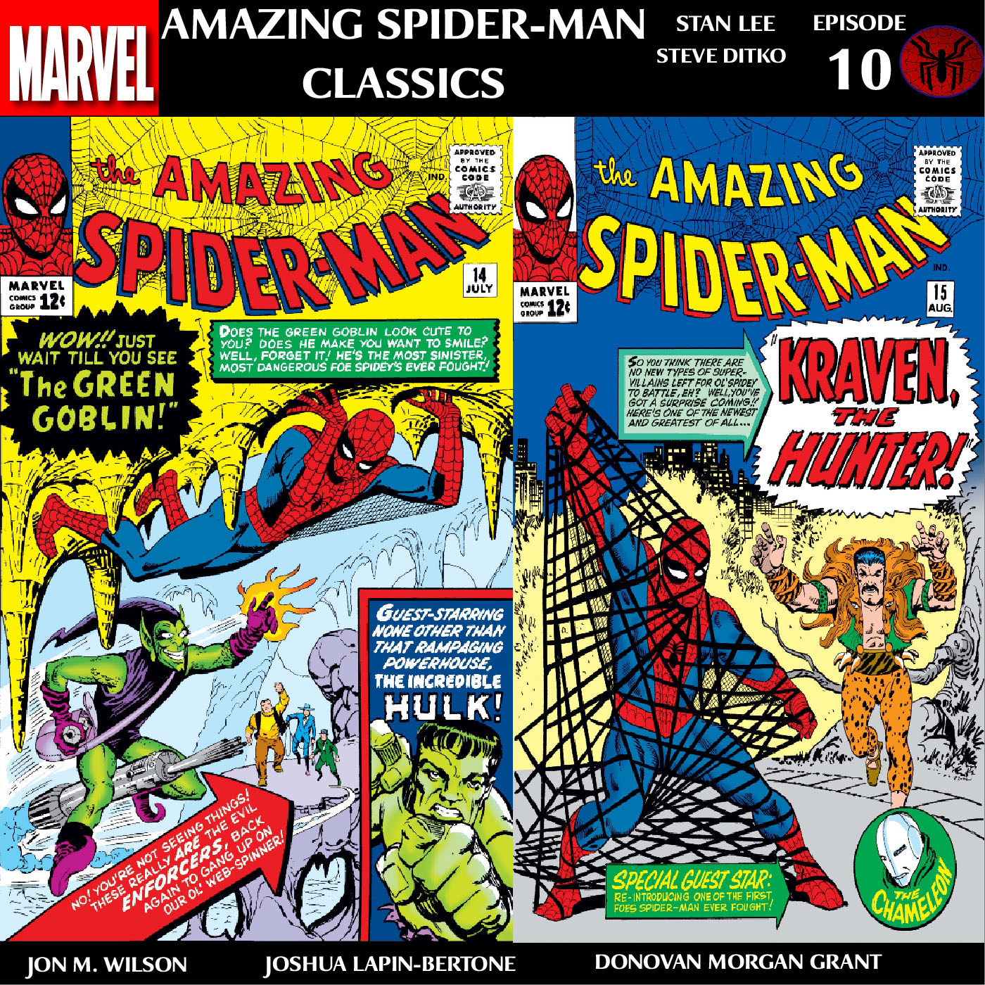 ASM Classics Episode 10: ASM 14  & 15!