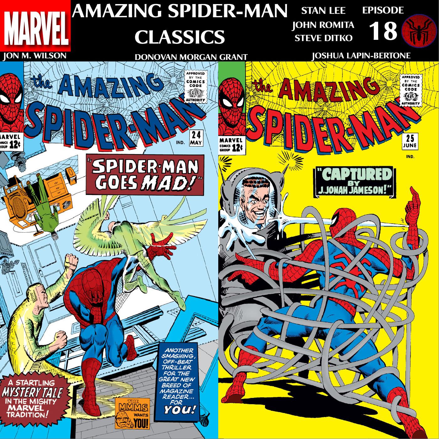 ASM Classics Episode 18: Amazing Spider-Man 24 & 25