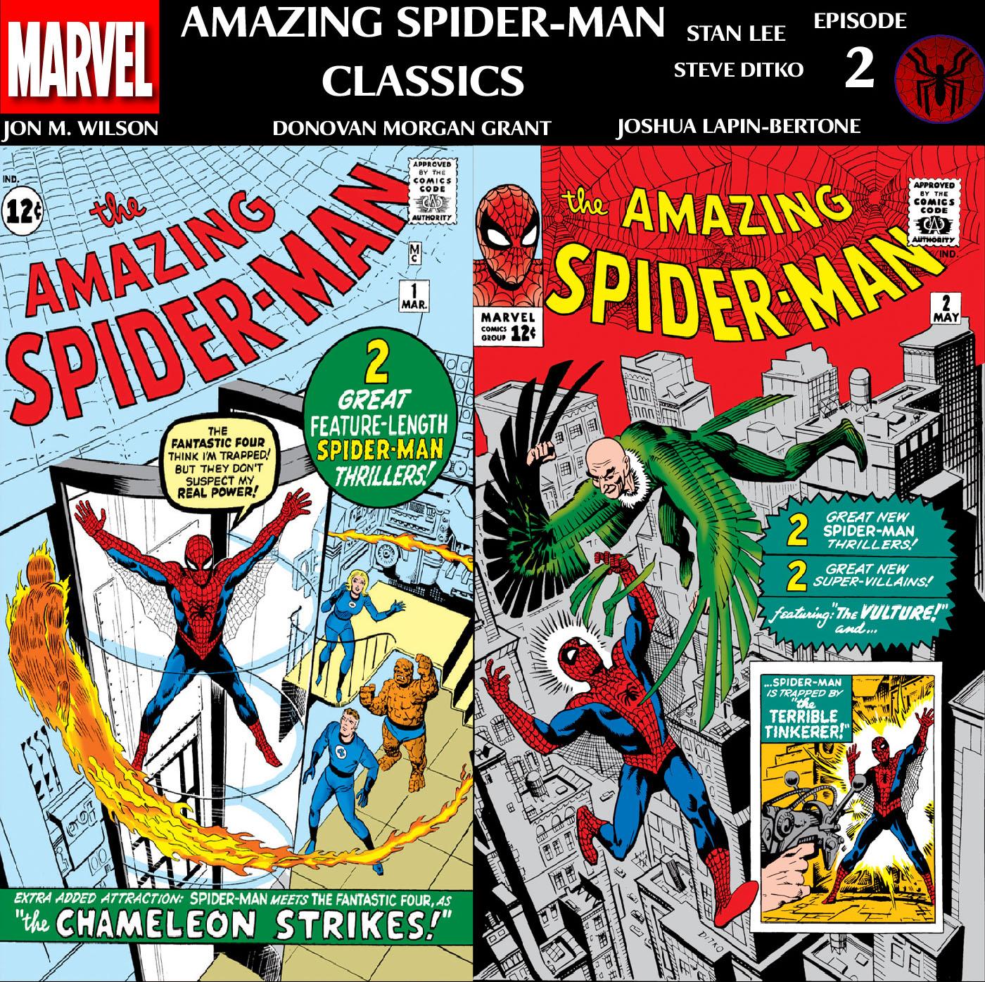 Amazing Spider-Man Classics Episode 2: