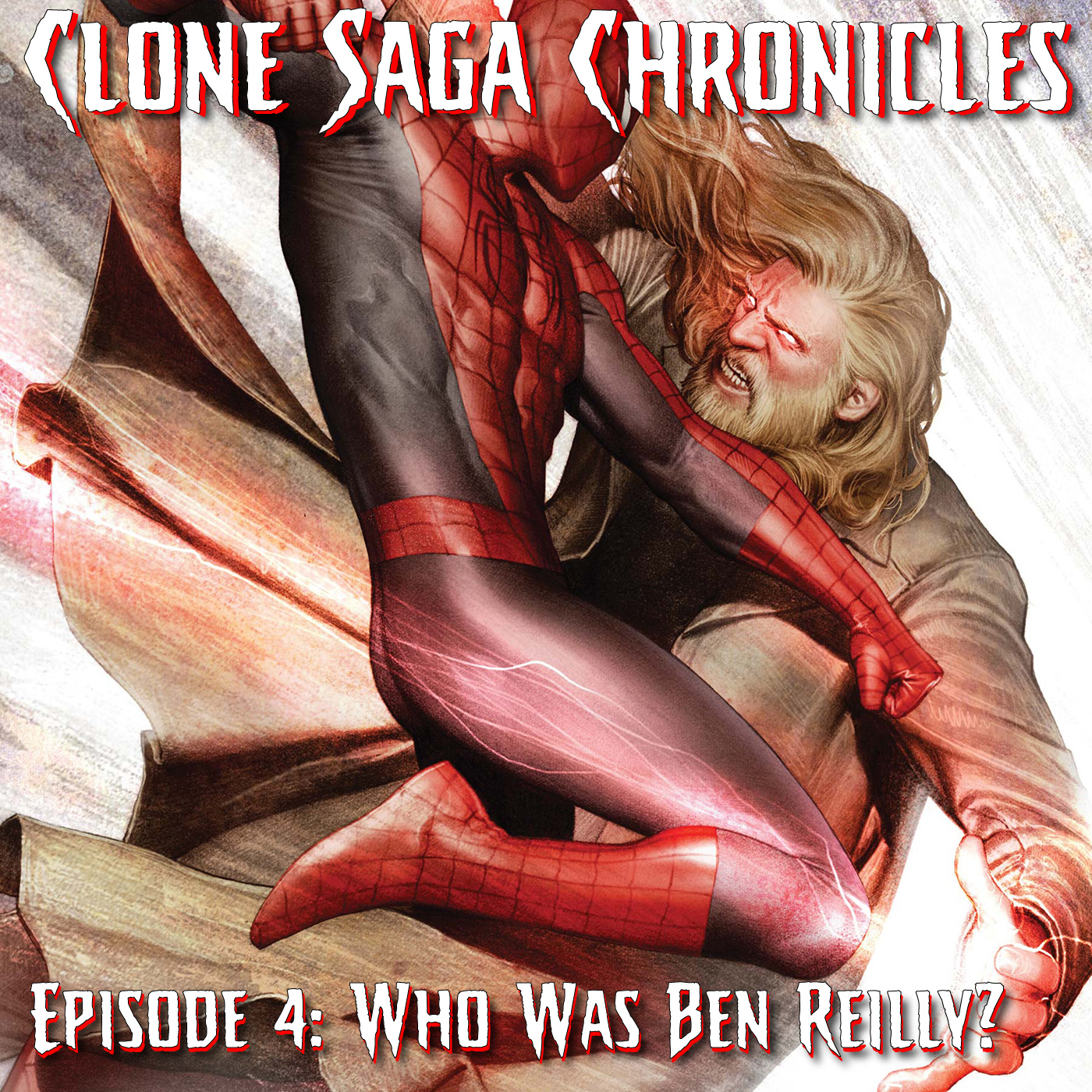 CSC EPISODE 4: WHO WAS BEN REILLY?! (ASM Story-Line)