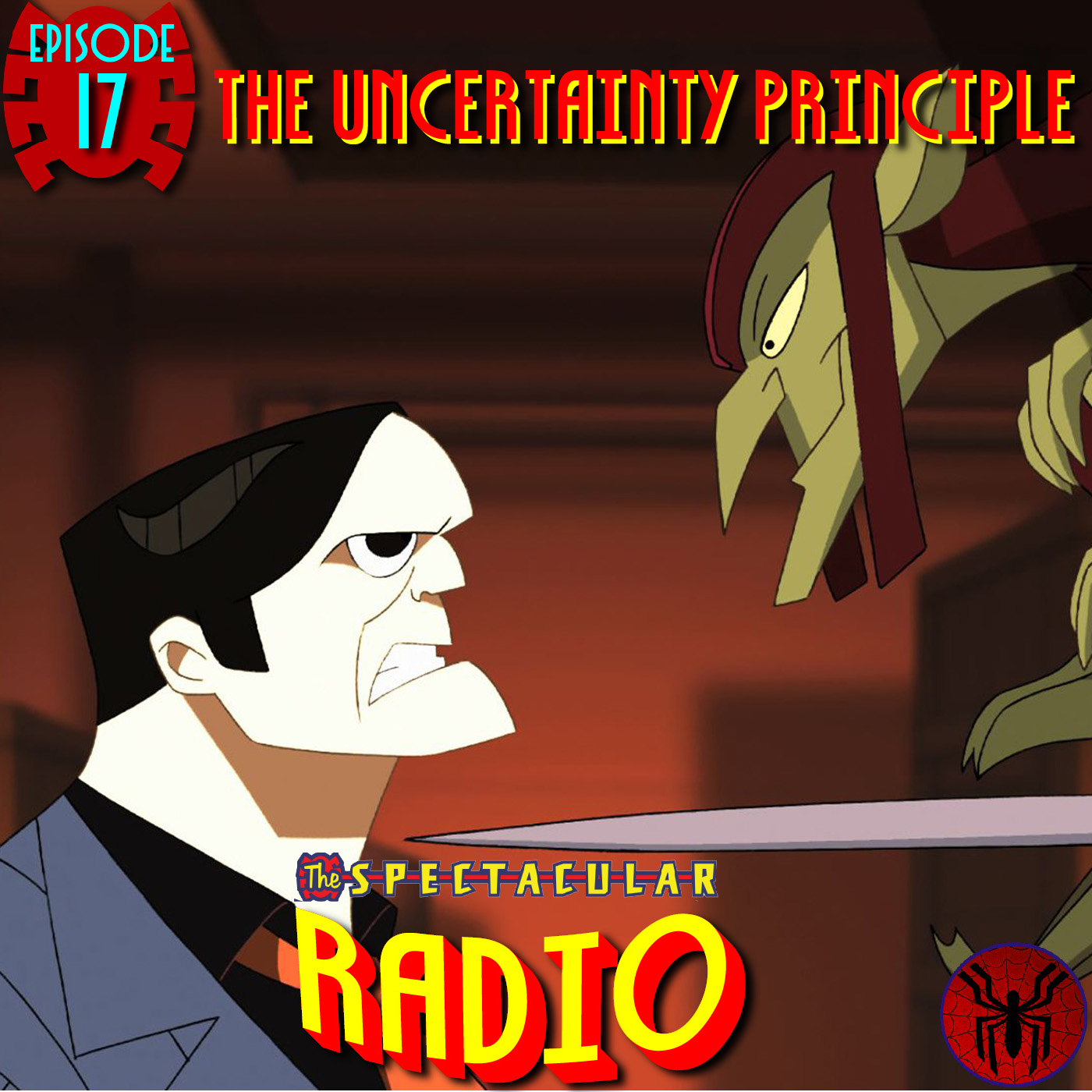 "Spectacular Radio Episode 17: ""Uncertainty Principle"" With Greg Weisman"