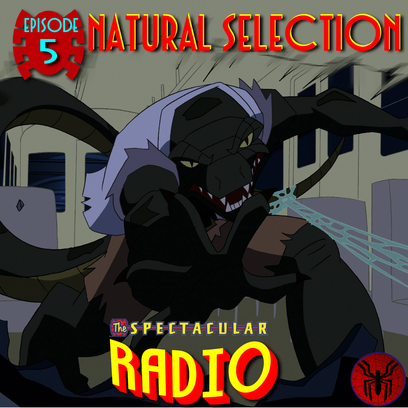 Spectacular Radio Episode 5: Natural Selection with Greg Weisman & Victor Cook