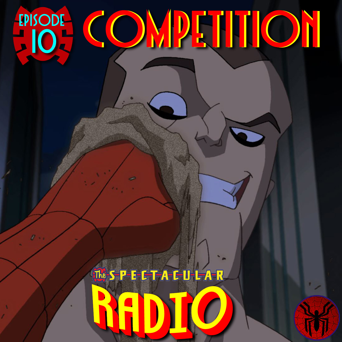 Spectacular Radio Episode 10: Competition Fan-Panel