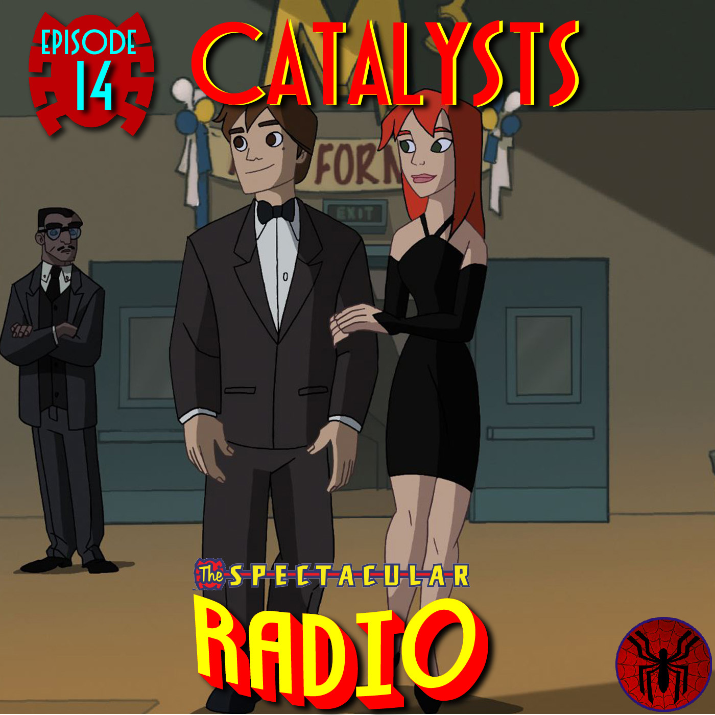 "Spectacular Radio Episode 14: ""Catalysts"" Fan-Panel"