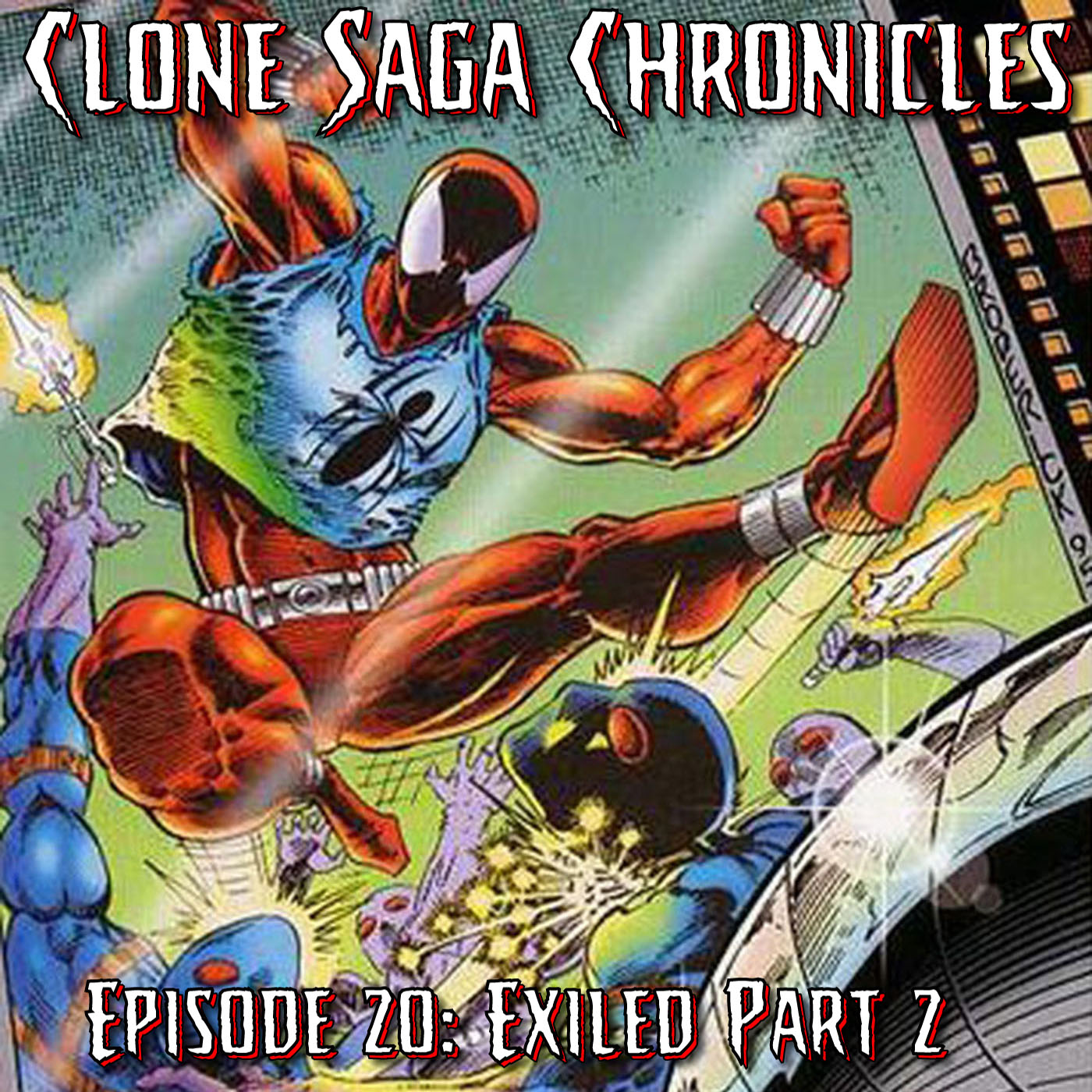 CSC Episode 20: Exiled Part Two (Sept 1995)