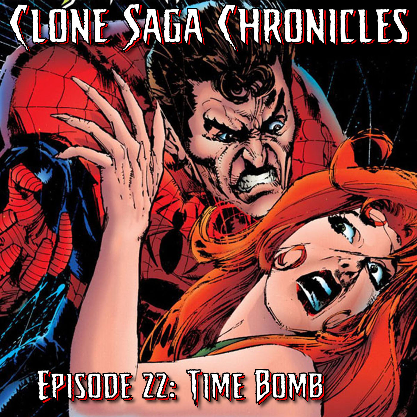 CSC Episode 22: Time Bomb (Cover Date: Sept/Oct 1995)