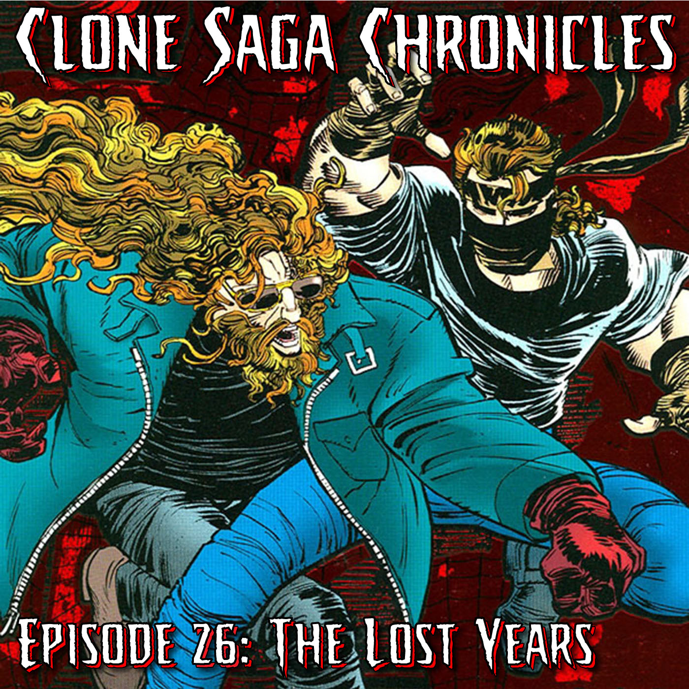 CSC Episode 26: The Lost Years (Aug/Sept/Oct 1995)