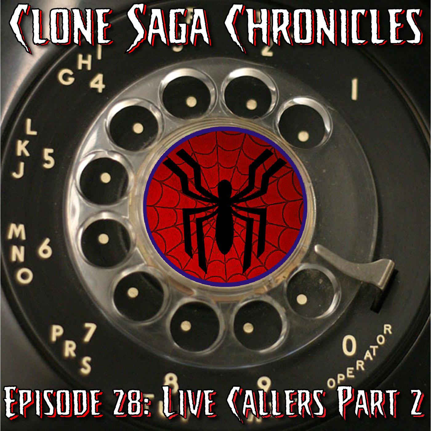 CSC Episode 28: Live Callers Part 2