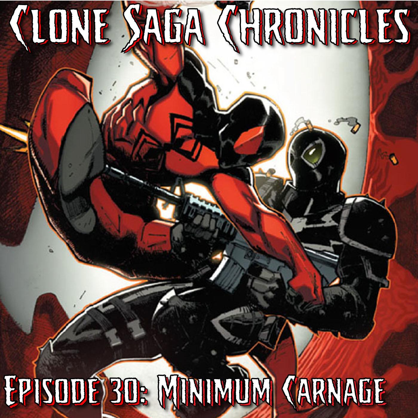 CSC Episode 30: Minimum Carnage (Dec12/Jan13)