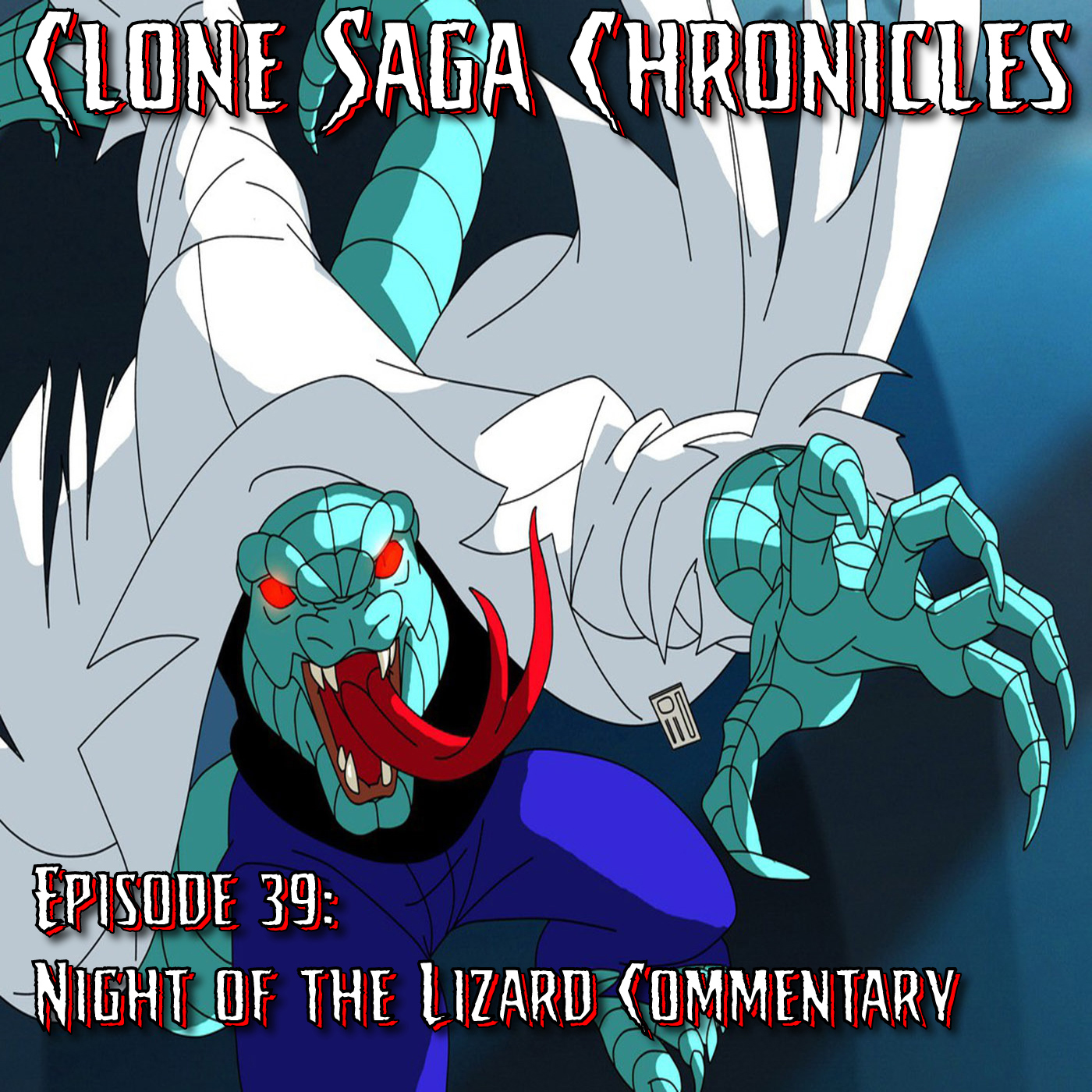 "CSC Episode 39: ""The Night of the Lizard"" Commentary"