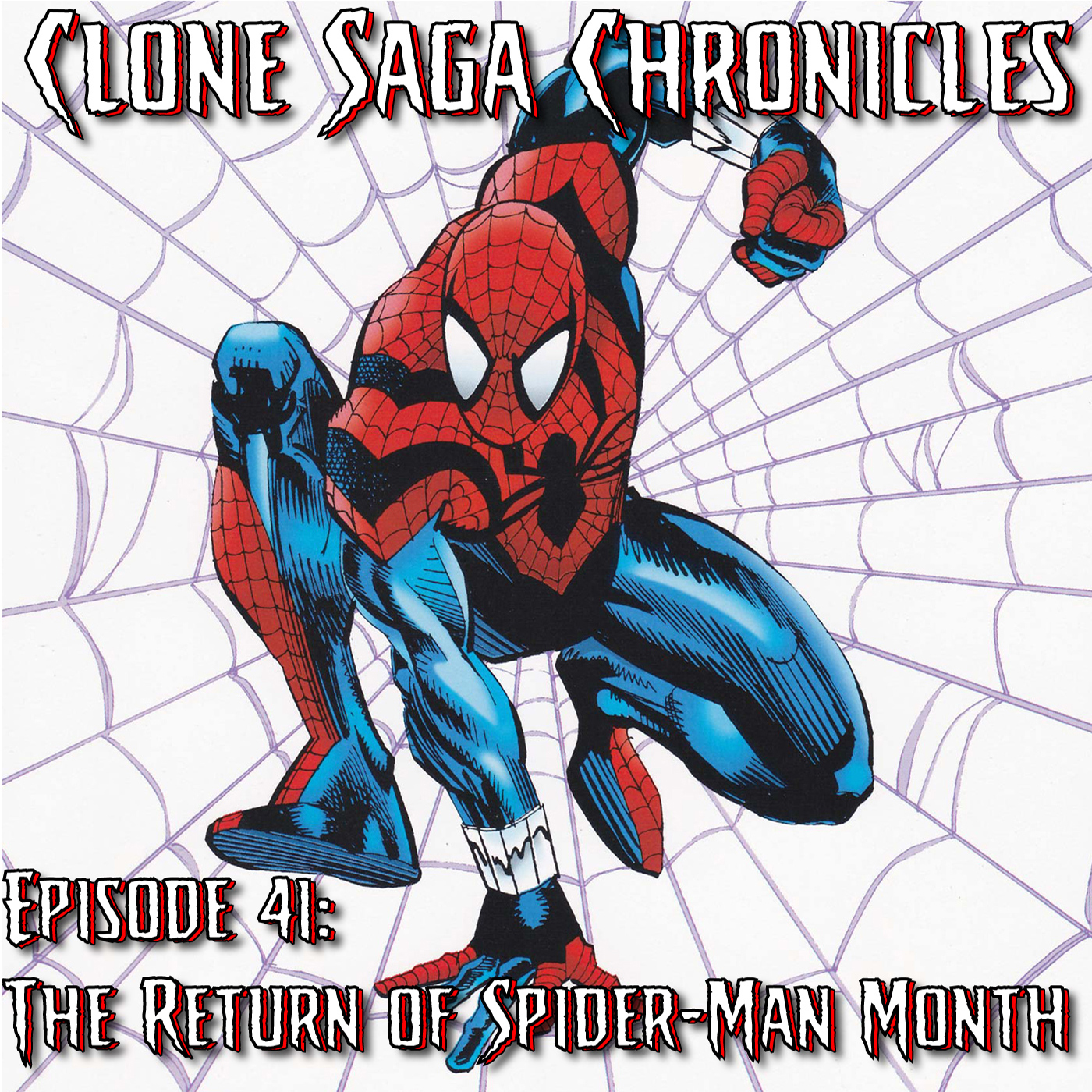 CSC Episode 41: The Return of Spider-Man (Jan/Feb 1995)