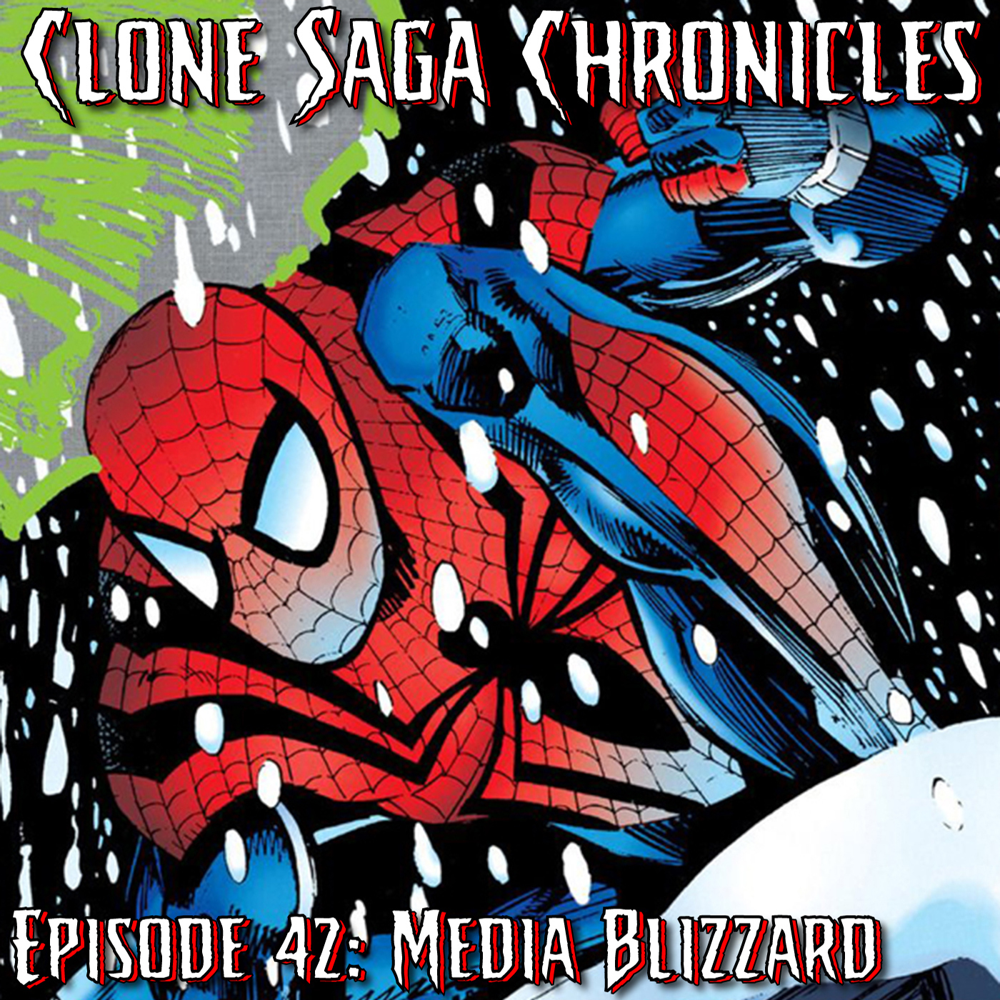 "CSC Episode 42: ""Media Blizzard"" (Feb 1995)"