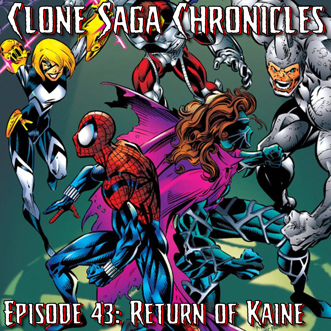 CSC Episode 43: The Return of Kaine (& an issue Spectacular)