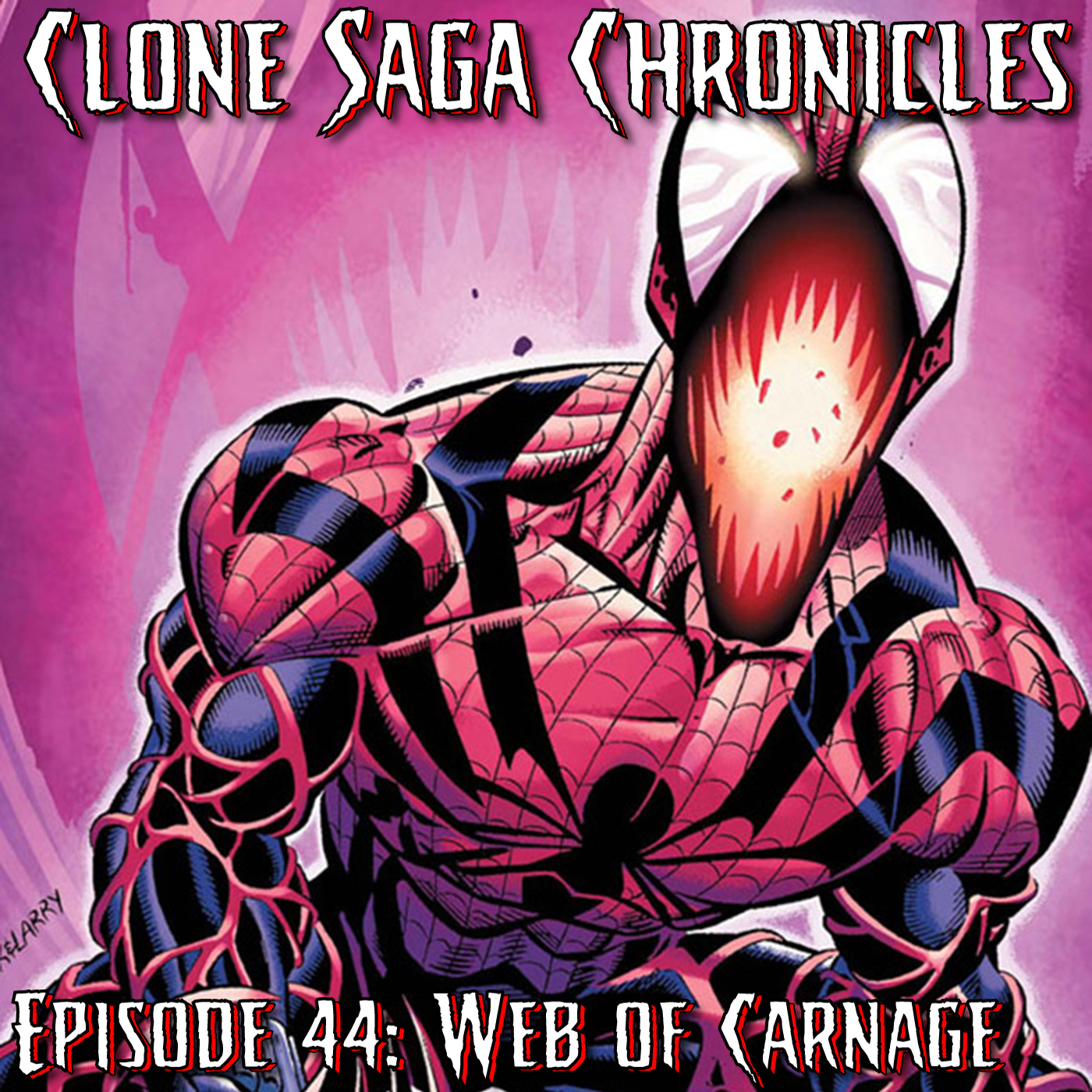 CSC Episode 44: Web of Carnage (April 1995)