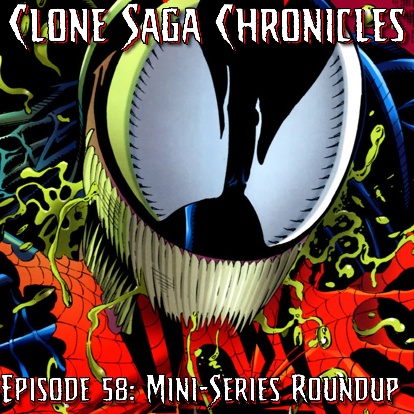 CSC Episode 58: Mini-Series Round-Up
